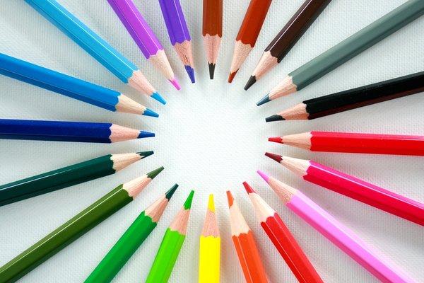 色鉛筆 デザイン