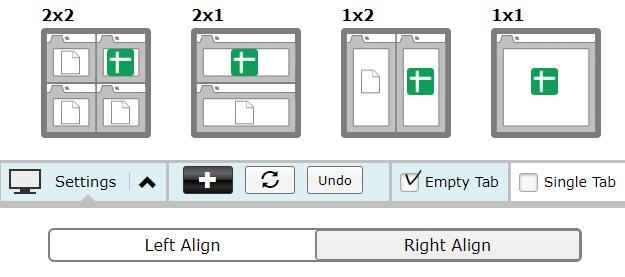 【Google Chrome 拡張機能】画面を2分割にする「Tab Resize」