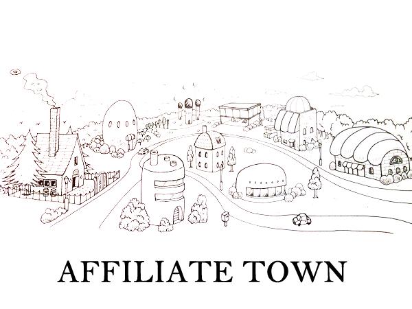 アフィリエイトタウンのイメージ